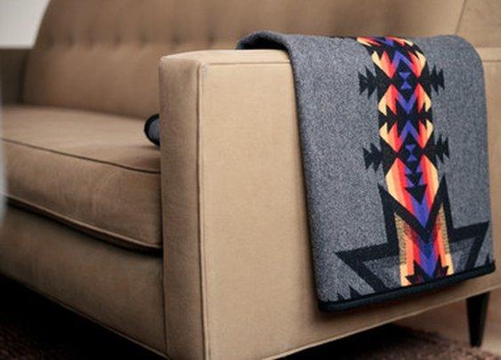 Throw Blanket | Tanner Goods
