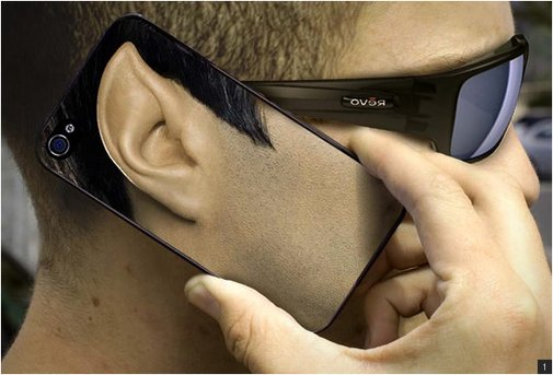 Spock Ear iPhone Cover