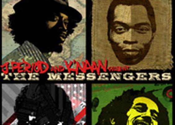 K'Naan/Fela/Dylan/Marley