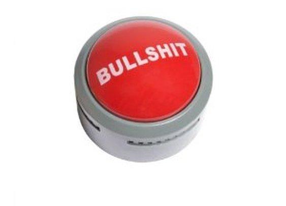 The Official Bullsh*t Button