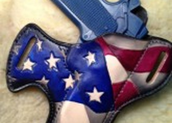 American Patriot Open Carry !!SALE!! - Savoy Leather