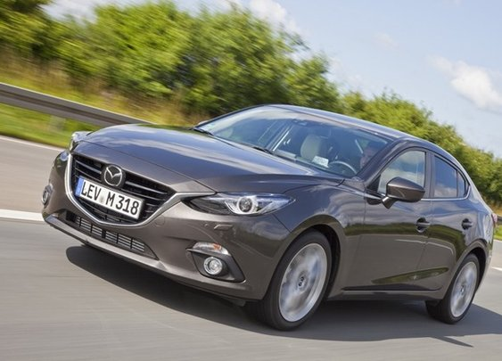 2014 Mazda 3 Sedan Officially Released, First Photos | NSTAutomotive