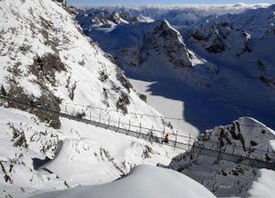 Austria's 'Stairway to Nothingness' - SPIEGEL ONLINE - International