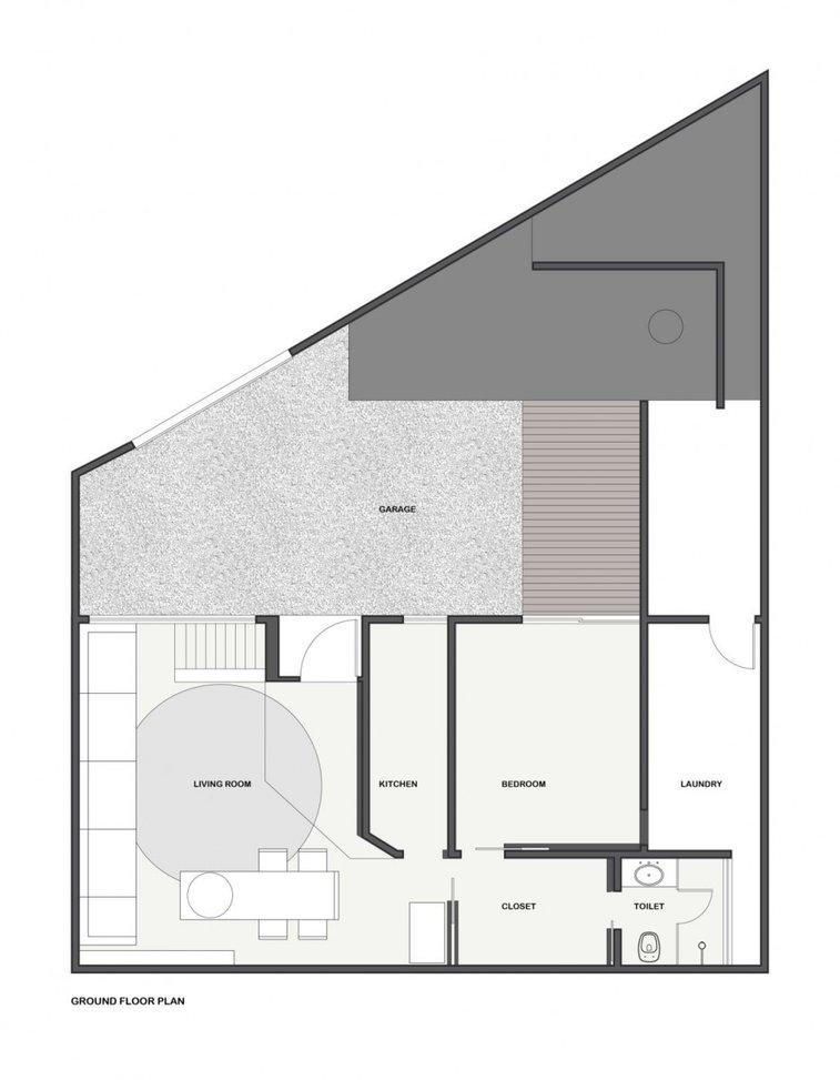 GT House Design by Studio Guilherme Torres