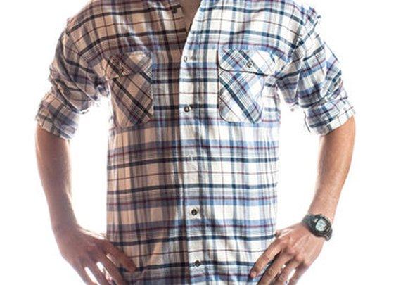 Fab.com | Eddie Plaid Shirt