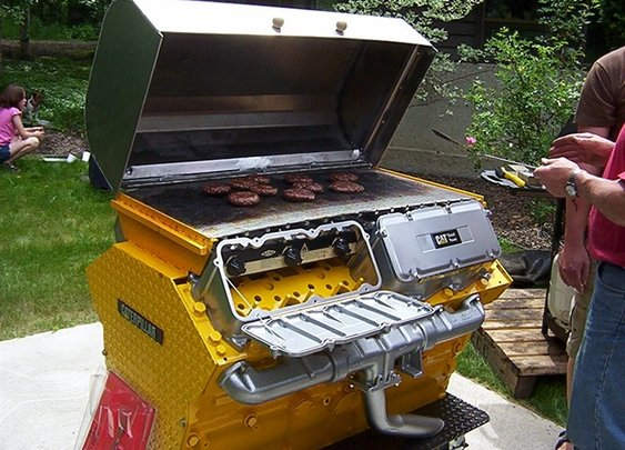 Great looking Grill