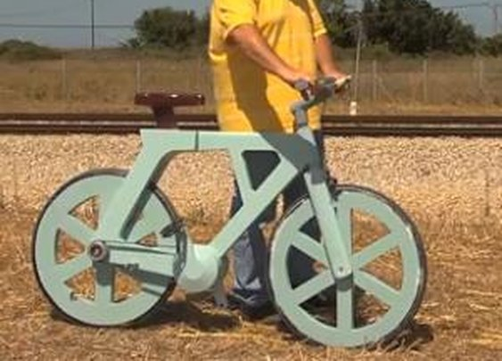 The $20 cardboard bike is getting a lot costlier
