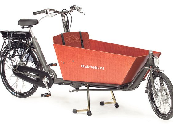 Cargo Bikes: The New Station Wagon