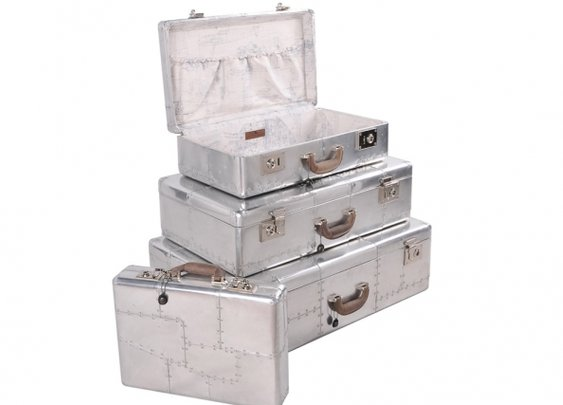 Timothy Oulton - RALEIGH SPITFIRE CASES