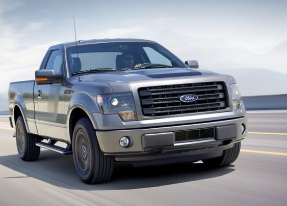 2014 Ford F-150 Tremor, first sport truck EcoBoost | NSTAutomotive
