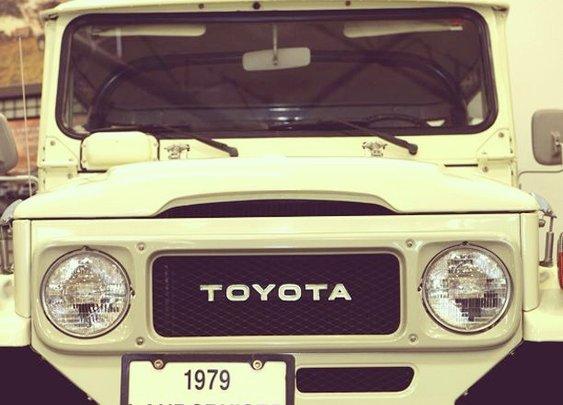 Toyota Land Cruiser | toyotausa • Instagram