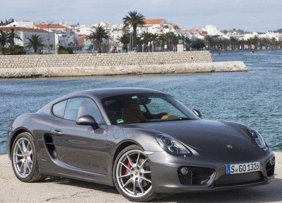 Review: Porsche Cayman S 2013 - Page 1 | Luxury Insider - The Online Luxury Magazine