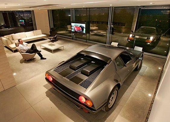 Amazing Man Caves.