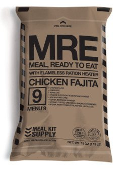 MRE's - Meal-Ready-to-Eat   Meal Kit Supply