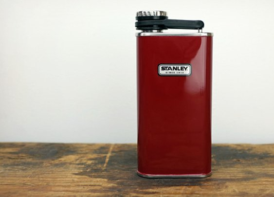 Stanley Flask in Red