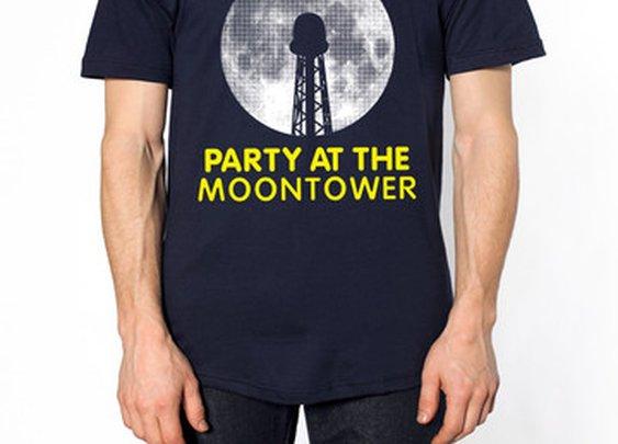 Fab.com | Moontower Tee Men's Navy