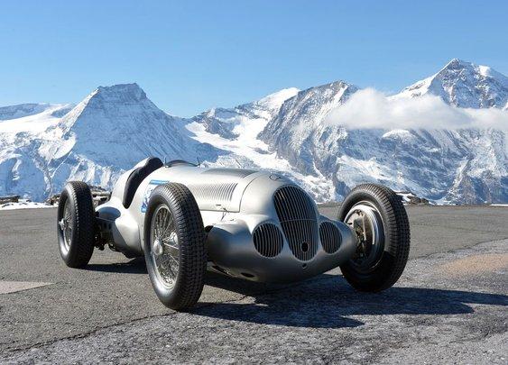 Mercedes-Benz 1937