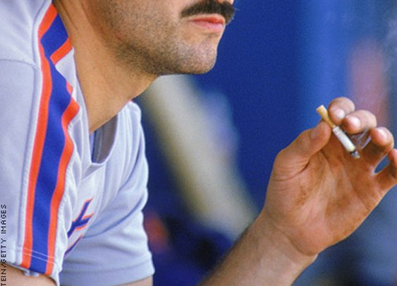 MUSTACHE MONDAY: KEITH HERNANDEZ - Every Day Should Be Saturday