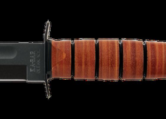 Full-size USMC KA-BAR, Straight Edge   KA-BAR Knives, Inc.