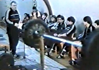 School of Champions: Bulgarian Weightlifting Training Documentary