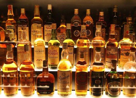 Britain's drinking habits