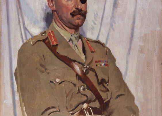 Sir Adrian Carton de Wiart