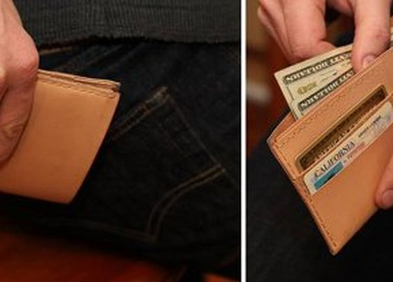 How to Make a Leather Wallet By Hand | The Art of Manliness