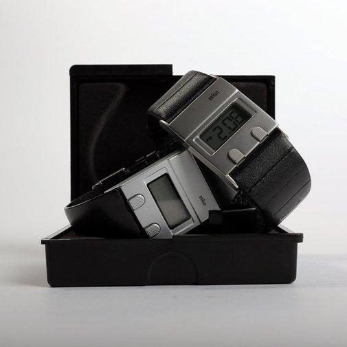 Braun's Iconic LCD Watch Reborn