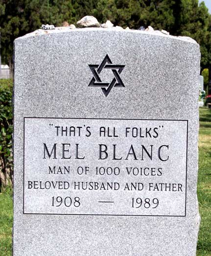 10 Celebrity Tombstones Worth a Laugh | Mental Floss