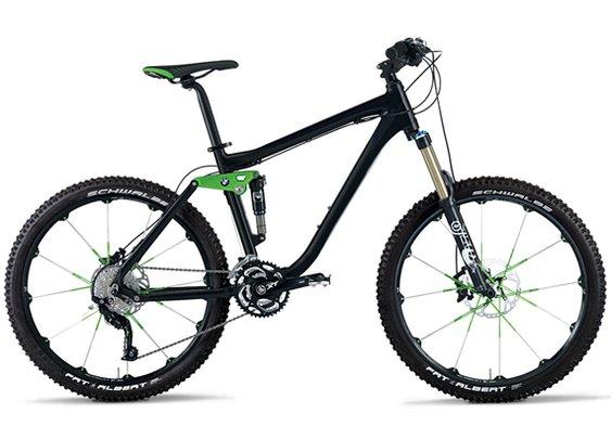BMW Mountain Bike All Mountain