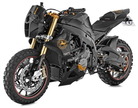 "BMW ""Mad Max"" S 1000 RR 