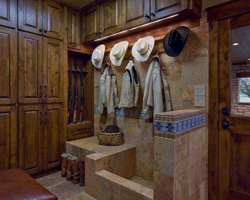 Ranch interior home design