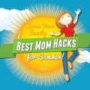 Best Mom Hacks for Summer Infographic   Coupons.com BlogCoupons.com Blog