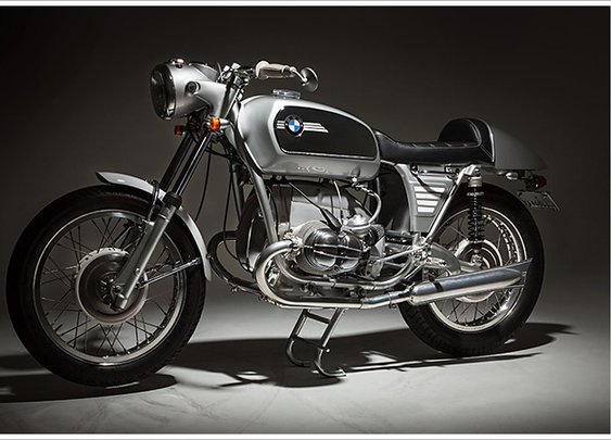 BMW R75/5 - Josh Withers - Pipeburn - Purveyors of Classic Motorcycles, Cafe Racers & Custom motorbikes