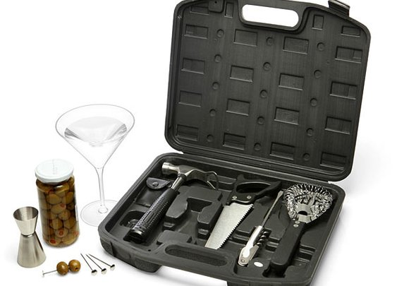The Bartender's Toolbox