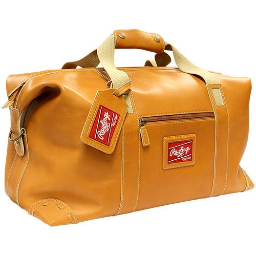 Rawlings Premium Leather Duffel Bag