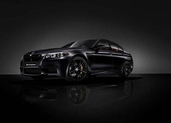 BMW M5 Nighthawk Japan Edition