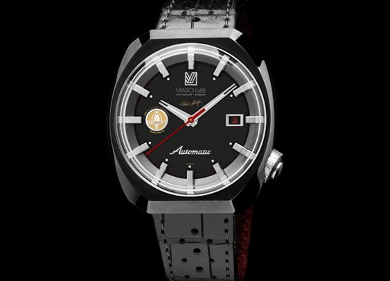 MARCH LA.B Swissmade Watches - AM3 | Shelby Cobra 50th Anniversary