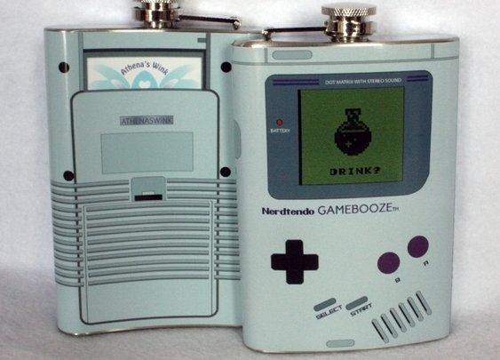 The Nerdtendo Gamebooze