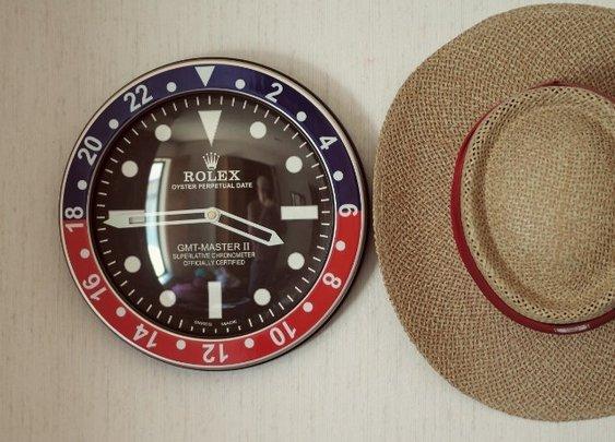 Rolex Wall Clocks | That Should Be Mine