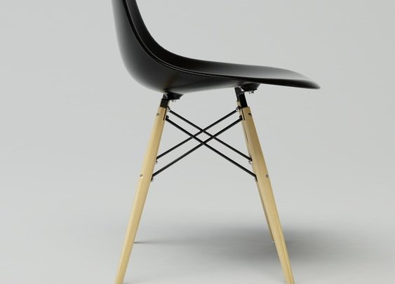 Charles Eames DSW Chair | That Should Be Mine