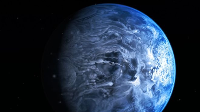 Hubble spies a blue planet (not Earth) | Fox News