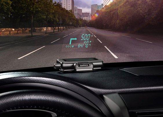 Garmin Introduce $ 130 Head-Up Display (HUD) Car Navigation System | NSTAutomotive