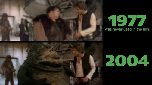 Star Wars - Changes - Episode IV - YouTube