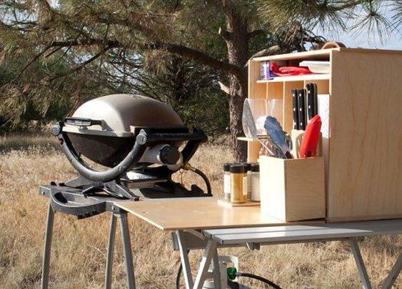 My Camp Kitchen camper box gets Mini