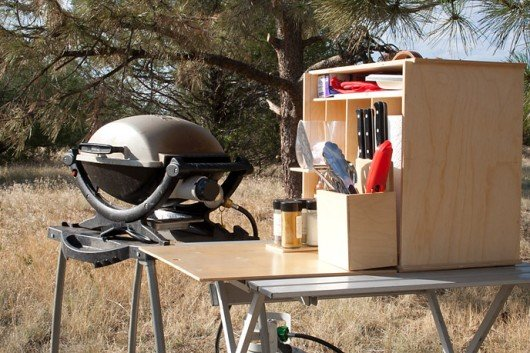 My Camp Kitchen camper box gets Mini | Gentlemint