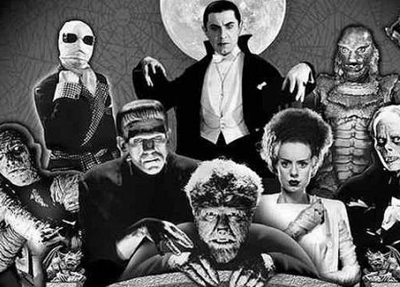 The Friday 5: Greatest Movie Monsters of All Time