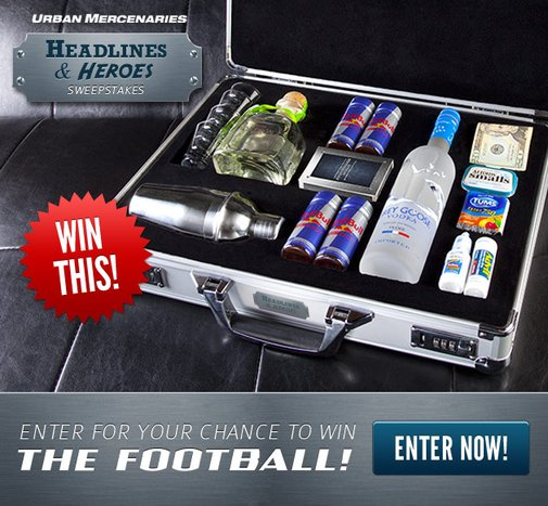 The Football Sweepstakes
