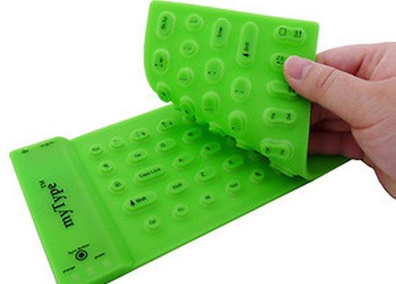 myType™ Pocketable Bluetooth Keyboard for Phones & Tablets