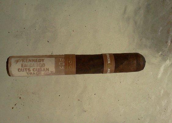 Berger & Argenti Mooch; Cigar review - Tampa Bay Cigar | Examiner.com